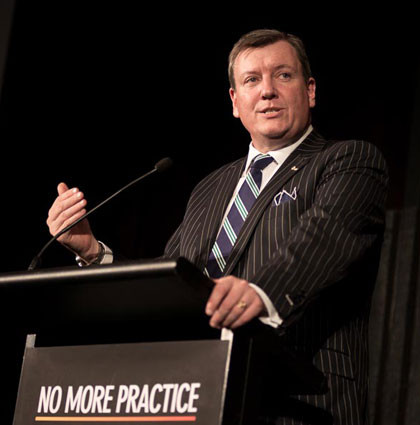 John Brogden,  CEO, The Financial Services Council