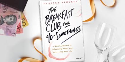 Vanessa Stoykov Premieres New Book